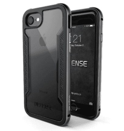 Rugged Cover - X-Doria DEFENSE SHIELD Rugged Cover - IPhone 7