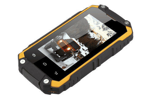 Rugged Phones - Rugged SA J5 Mini Android Smartphone - 1GB RAM, 8GB, 2.45 Inch Screen