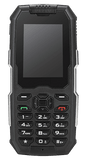 Rugged Phones - SnoPow M2 2G Rugged Mobile Phone - IP68, Dual-SIM