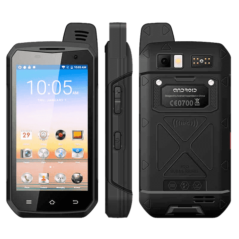 Rugged Phones - Taurus C6000 - 2GB, 16GB, Dual-SIM, IP68
