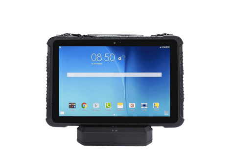 "Rugged Scanning Tablets - RST-10A - 10.1"" Android Rugged 1D/2D Barcode Scanning Tablet"