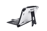 "RST-12W - 12.2"" Reinforced Rugged 2 in 1 Windows, 1D / 2D Barcode scanning Notebook"