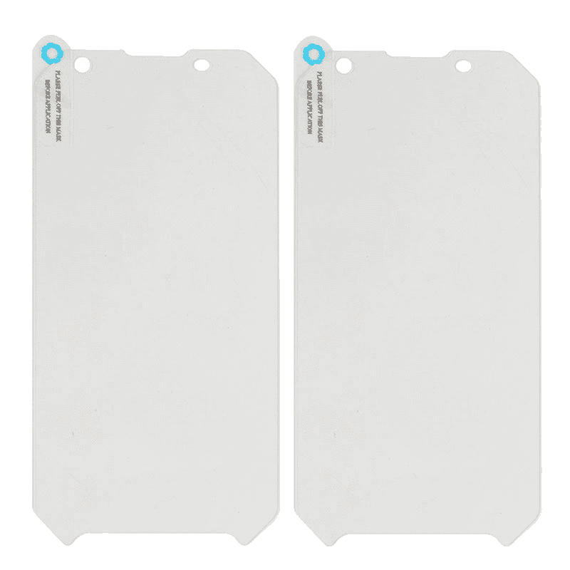 Blackview Rugged Phones Standard Screen Protector - BV6000, BV7000, BV8000