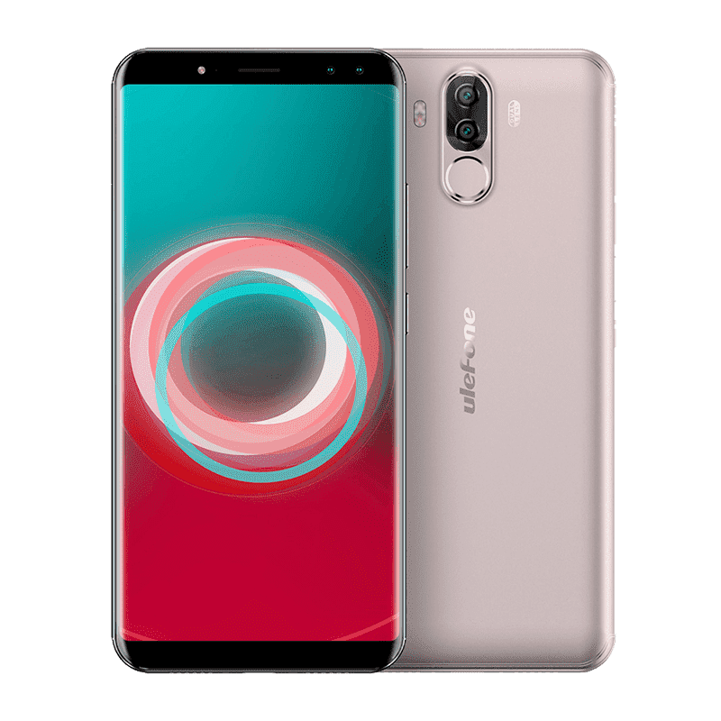 Ulefone Power 3s Android 7 1 Smartphone - 4GB, 64GB, Dual-SIM, Face-ID