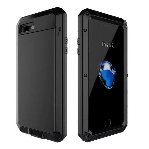 Rugged SA 360° Tank Armor Case for iPhone 8 Plus