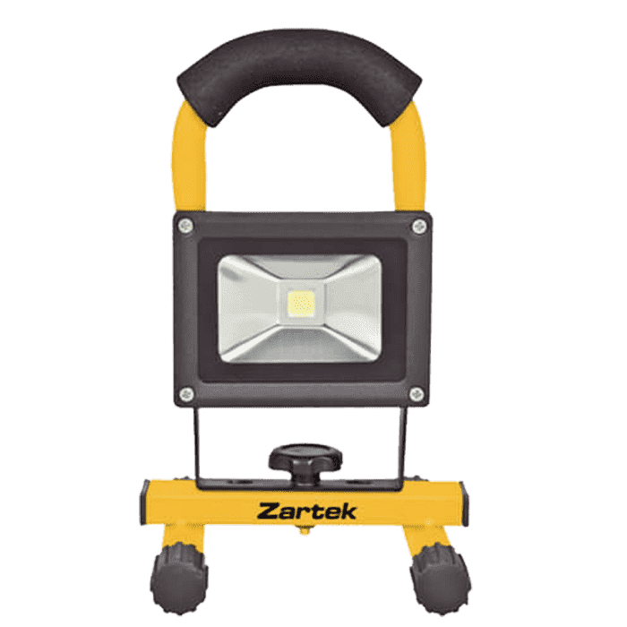 Zartek - ZA-441 Rechargeable LED Worklight, 10W