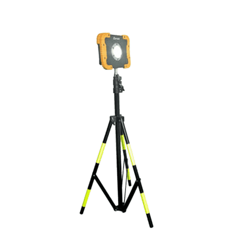 Zartek - ZA-448-T USB Rechargeable LED Worklight 10W With Tripod Stand