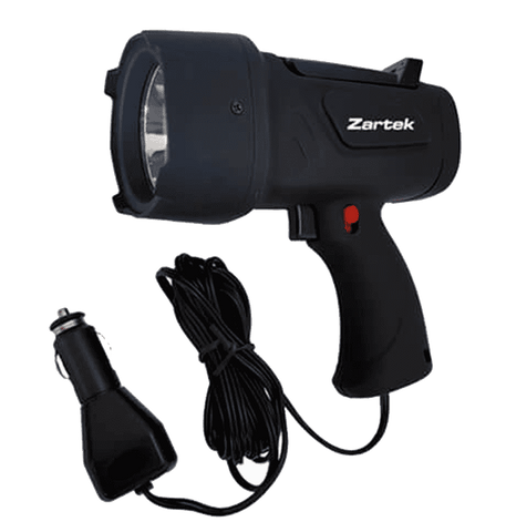 Zartek - ZA-473 Vehicle LED Handheld Spotlight 500Lm