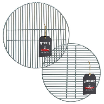 Heavy Stainless Steel Grill Grates - Two Sizes Available