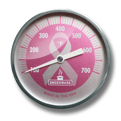 Limited Edition Breast Cancer Awareness Temp. Gauge