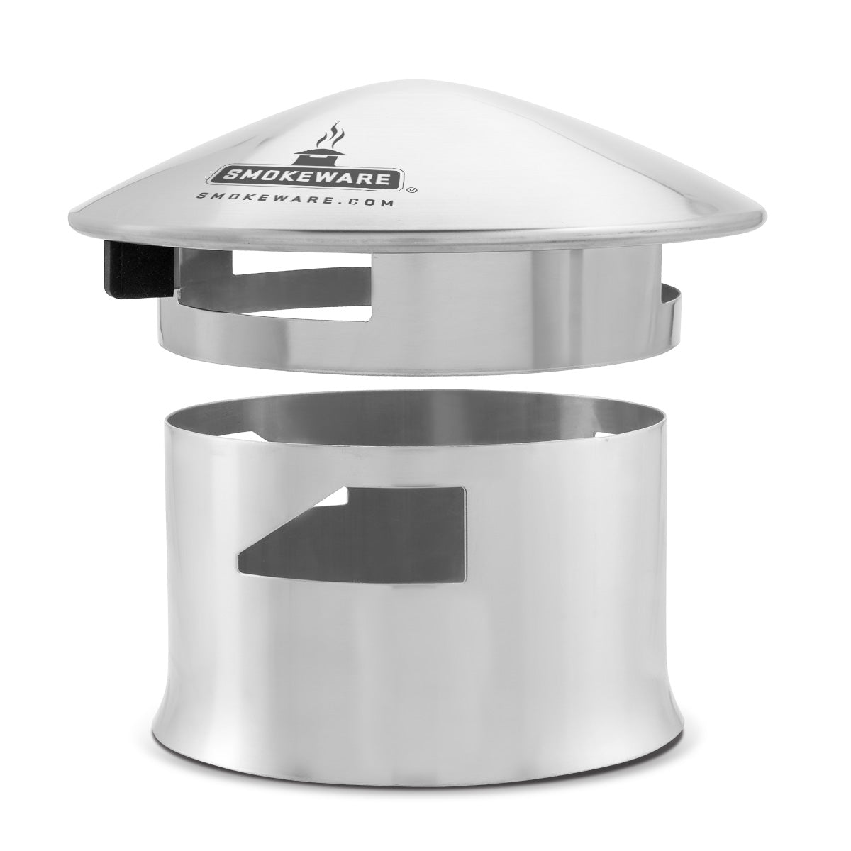 Chimney Cap For Kj Smokeware Grilling Accessories