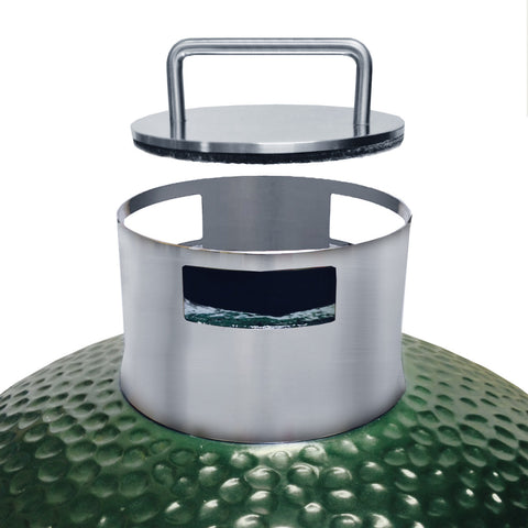 Smokeware Chimney Caps Fits Big Green Egg And Kamado Joe