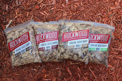 Smokin' Flavor Maker + Rockwood Smokin' Wood Chips