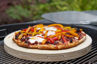 "14"" ThermaBond® Perfect Pizza Grilling Stone"