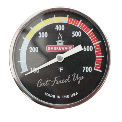 Multi-Colored Temperature Gauge