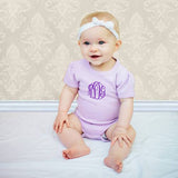 Onesie with Puff Sleeve (Short Sleeve)