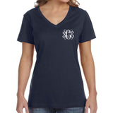 Softstyle V-Neck T-Shirt