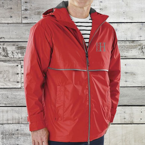 Waterproof Rain Jacket (Mens)