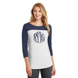 Women's Rally 3/4-Sleeve Tee