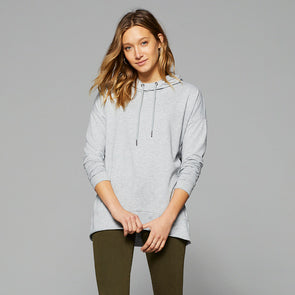 District Brand Light Weight Hoodie (Ladies')