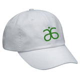 Washed Coloring Cap with Embroidered Arbonne Logo