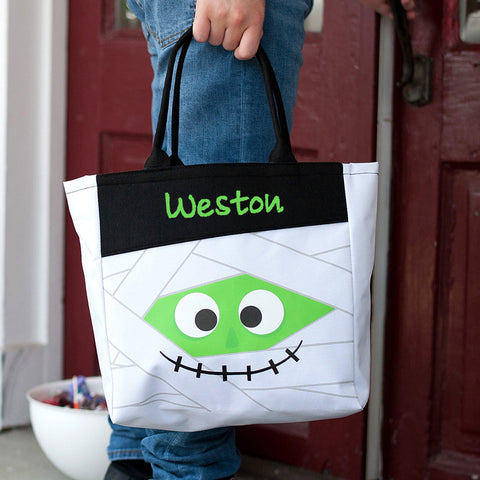 Character Halloween Tote