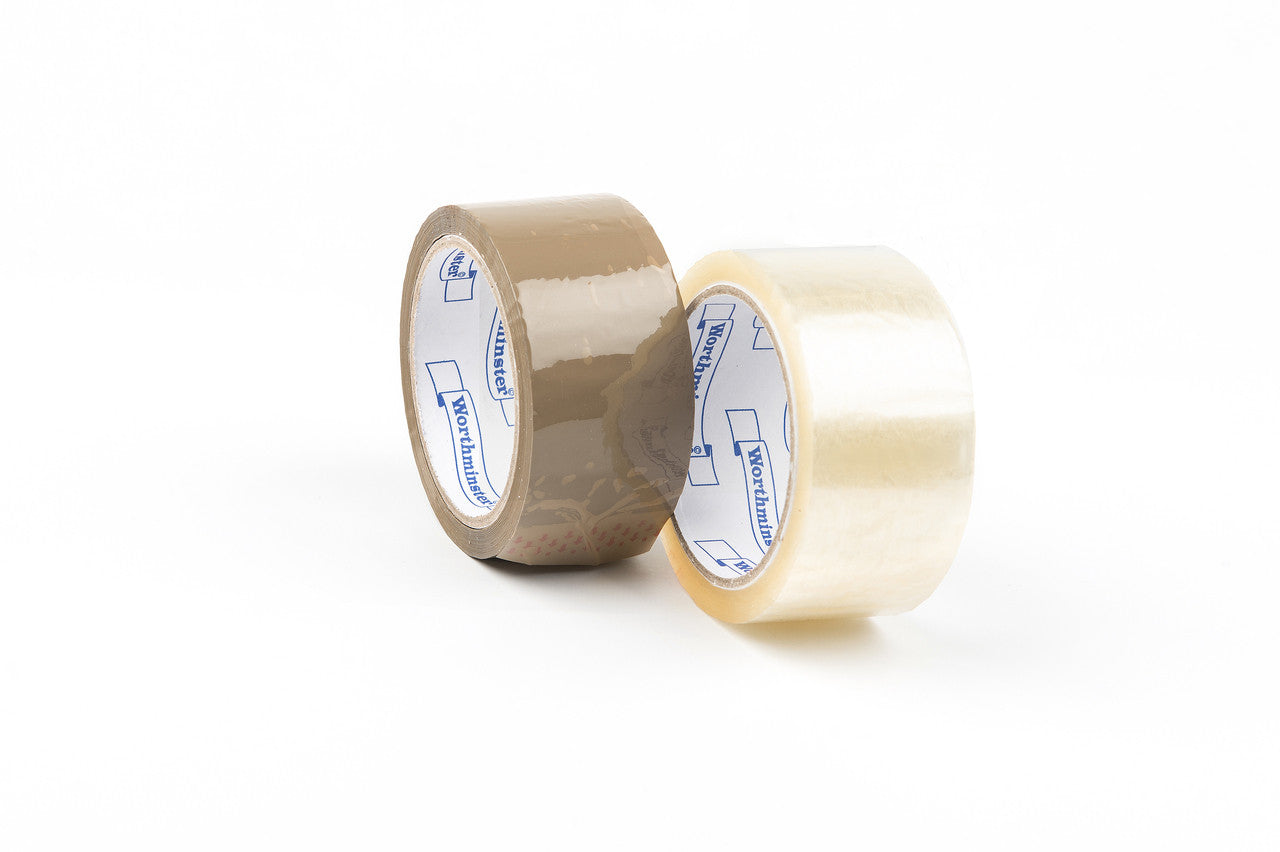 TAPES - CLEAR PACKING - northeastpaper.co.uk