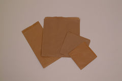 Brown Kraft - Paper bags.