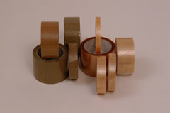 TAPES - BROWN PACKING *PRICED PER ROLL* - northeastpaper.co.uk