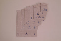 White Featherpost Bubble lined mailing envelopes