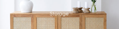 Storage & Shelving Solutions - Living