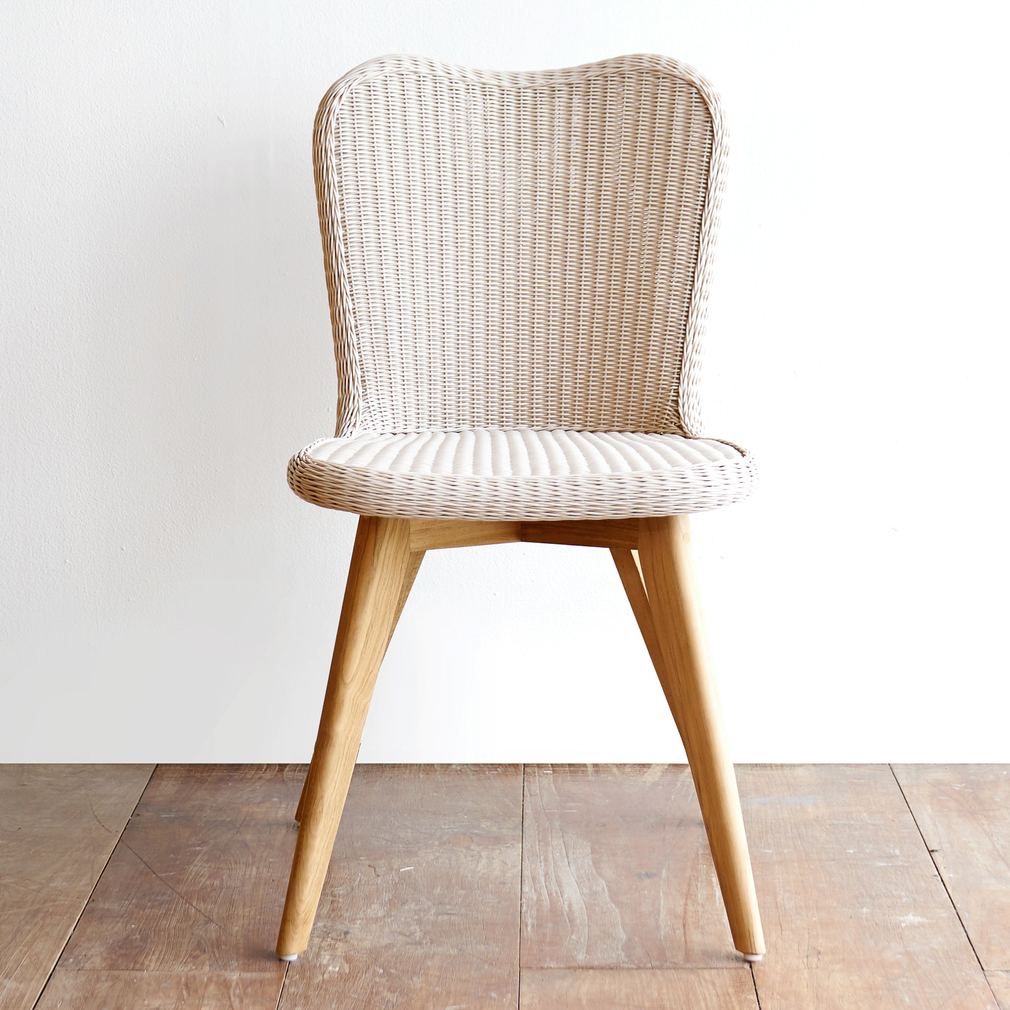 Lena Dining Chair | Old Lace