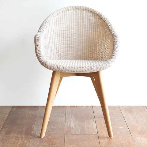 Edgard Dining Chair | Old Lace