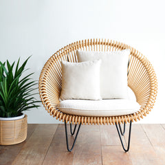 Cocoon Chair | Cruz - Natural