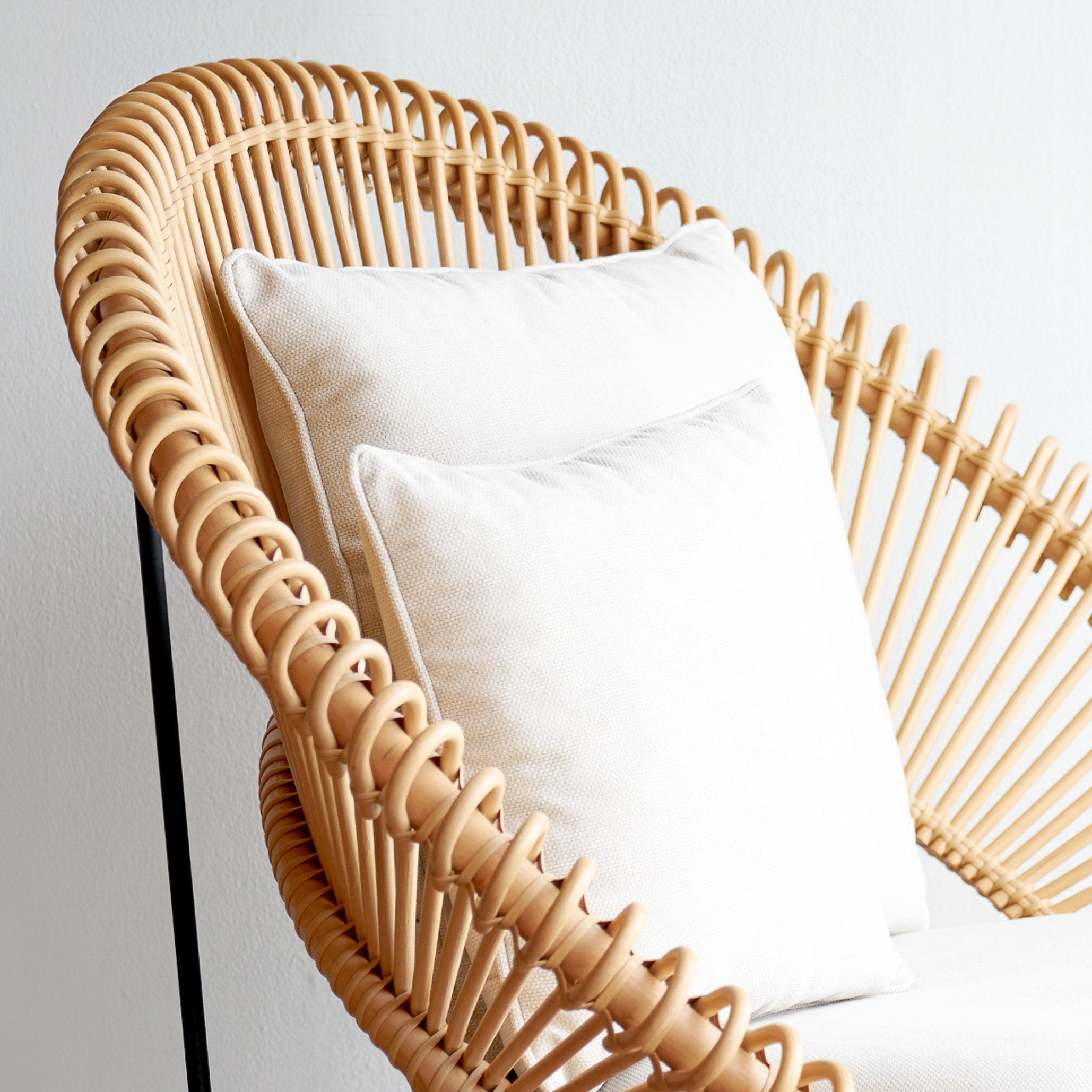 Cruz Cocoon Chair | Natural