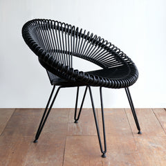 Occasional Chair | Cruz - Black