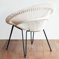 Occasional Chair | Cruz - White - Originals Furniture