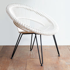 Occasional Chair | Cruz - White