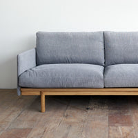 Fabric 3.5 Seater Sofa | Pensive - Weathered Grey - Originals Furniture
