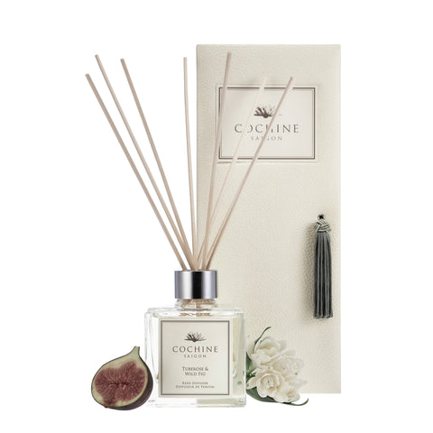 Reed Diffuser | Tuberose & Wild Fig