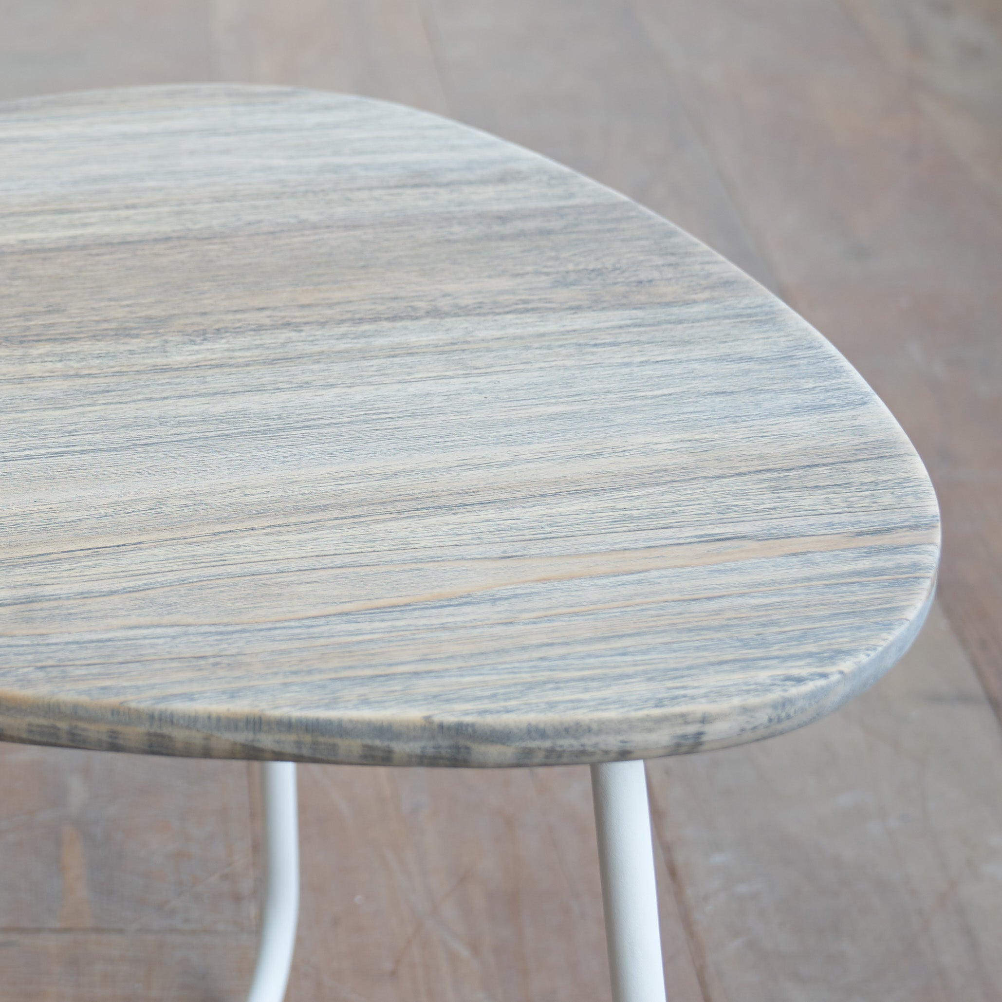 Outdoor Side Table | Fiji - Stonewhite