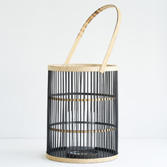 Bamboo Lantern | Aura - Medium