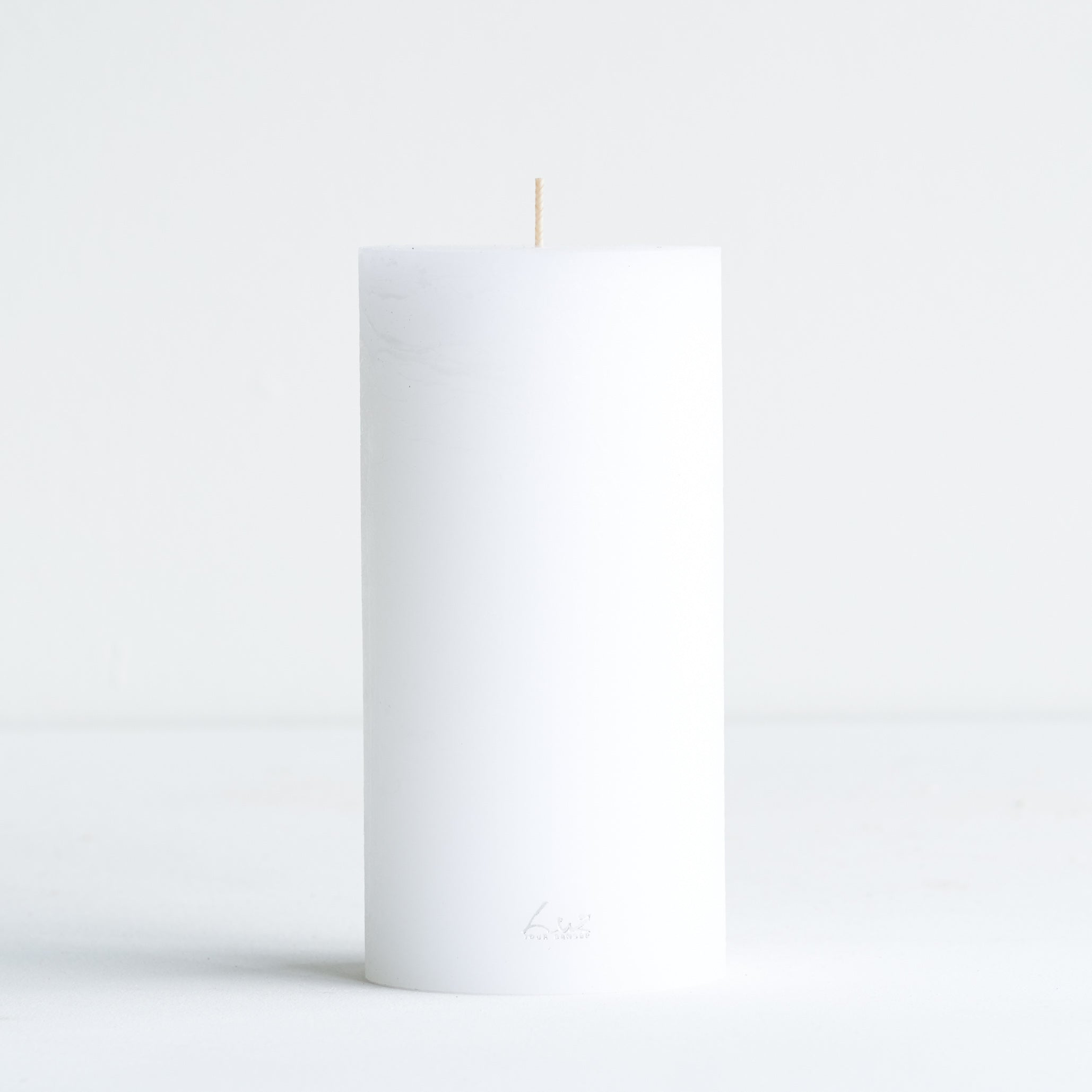 Rustic Candle | White - XL