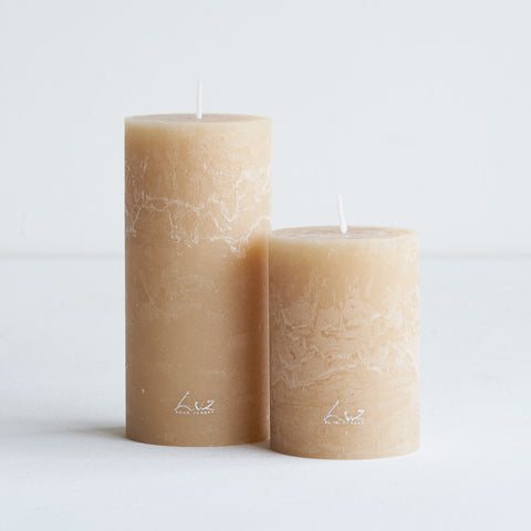 Rustic Candle | Latte
