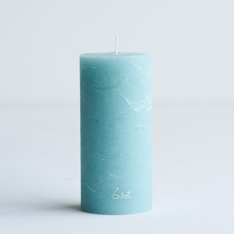 Rustic Candle | Lagoon - Large