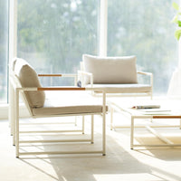Outdoor Armchair | Breeze Lite - White - Originals Furniture
