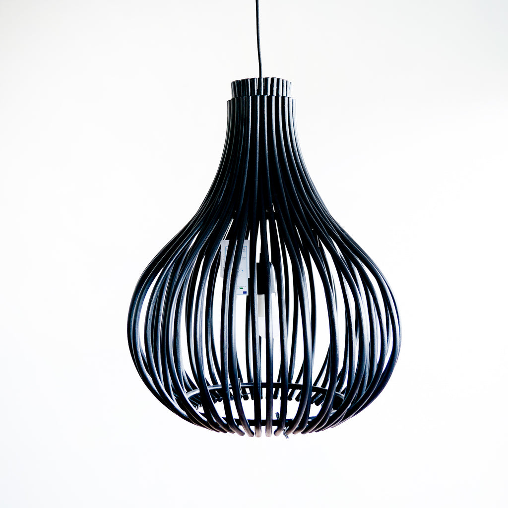 Hanging Lamp | Bulb Black