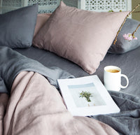 Linen Duvet Set | Dusk - Originals Furniture