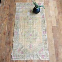 Anatolian Rug | Yellow W252 x L129 cm - Originals Furniture