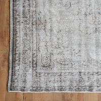 Vintage Rug | Light Grey W284 x L181 cm